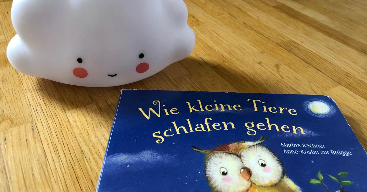 Wie kleine Tiere schlafen gehen   schatzenkind.de