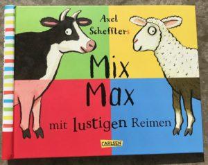 axel schefflers mix max