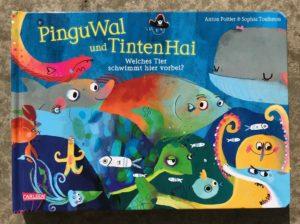 pinguwal und tintenhai