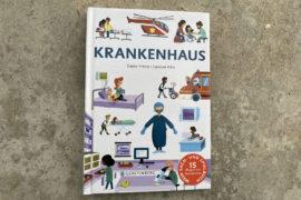 Krankenhaus: Mein Sach- und Spielbuch