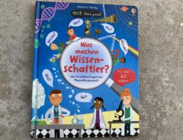 was machen wissenschaftler
