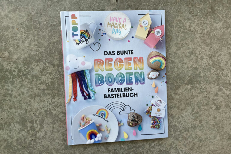regenbogen bastelbuch